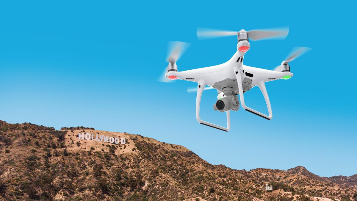 captation vidéo drone