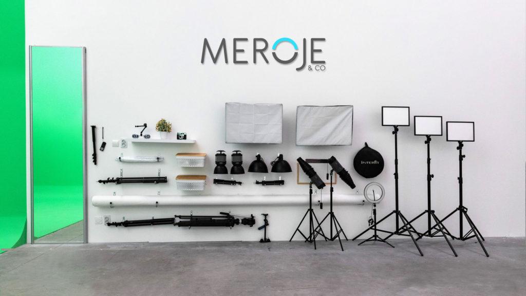 PRODUCTION AUDIOVISUELLE, Studio photo et video lyon