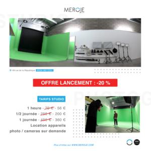 Studio photo et vidéo lyon