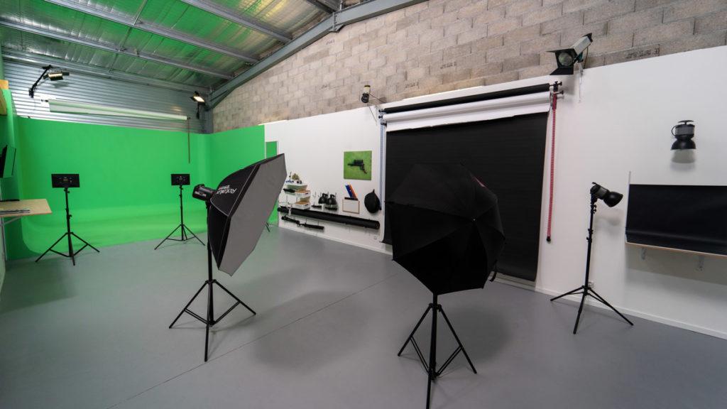 production audiovisuelle, à lyon